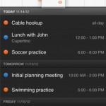 Flexibits | Fantastical | Meet your Mac_s new calendar.